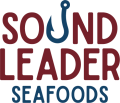 Logo for Sound Leader Seafoods in Bellingham, Washington