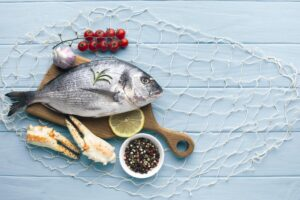 Fish with Sound Leader Seafoods recipe