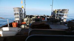 fishing vessel Pacific Hustler