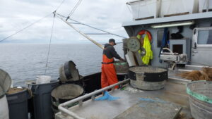 hook and line fishing with Sound Leader Seafoods