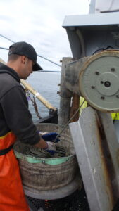 Sound Leader Seafoods hook and line fishing on PH