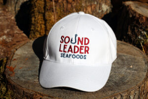 Sound Leader Seafoods Cap
