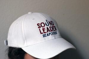 Sound Leader Seafoods in Bellingham cap